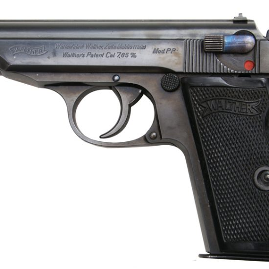 Walther PP Parts